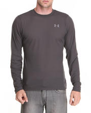 T-Shirts - Waffle Crewneck L/S Shirt