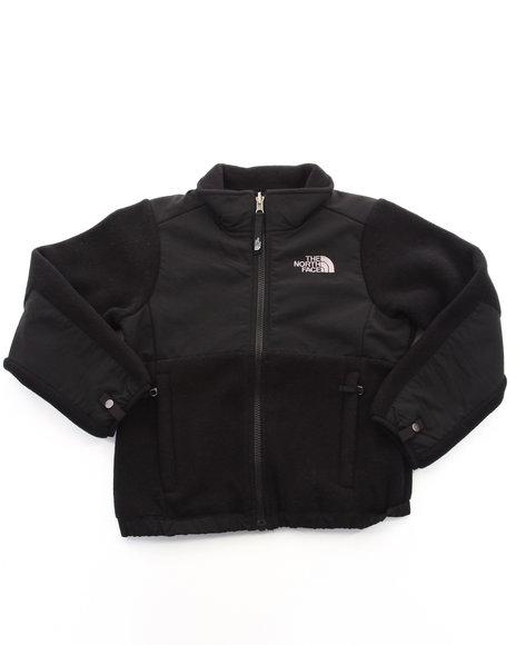The North Face - Girls Black Denali Jacket (5-18)