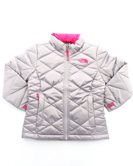 The North Face Girls Silver Aconcagua Jacket