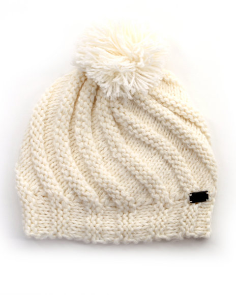The North Face Butters Beanie White