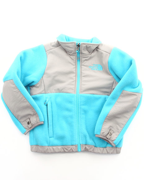 The North Face Girls Blue Denali Jacket (5-16)