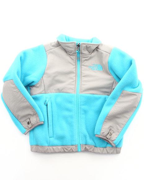 The North Face Girls Blue Denali Jacket (5-16)