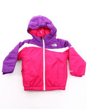 Outerwear - INSULATED POQUITO JACKET (2T-4T)