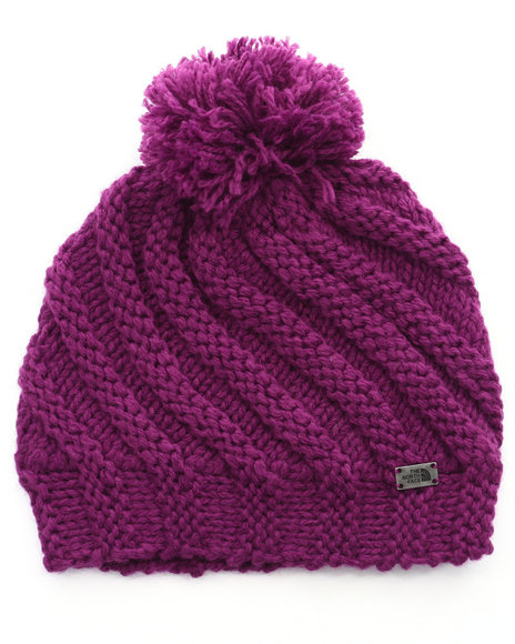 The North Face Butters Beanie Purple