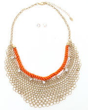 Fashion Lab - Mila Necklace/Earrings Set