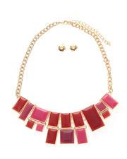 Women - Bree Necklace/Earrings Set