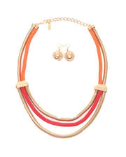 Women - Maddie Necklace/Earrings Set