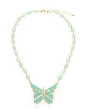 DRJ Accessories Shoppe - Toni Butterfly Necklace