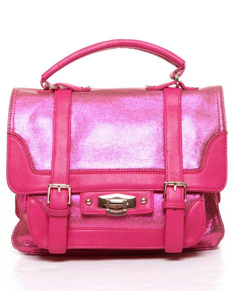 Fashion Lab Claire Satchel Pink