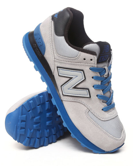 New Balance Men Sole Pack 574 Sneakers Grey 13