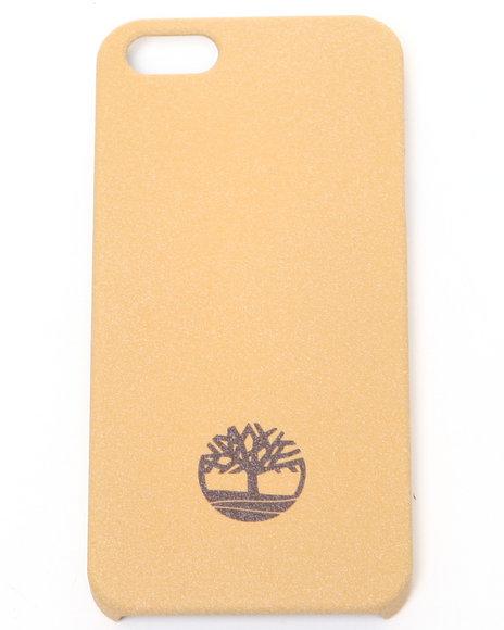 Timberland Men Timberland Sandblasted Iphone 5 Cover Gold 1SZ