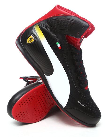 Puma Men Evospeed 1.2 Mid Sf Sneakers Black 8.5
