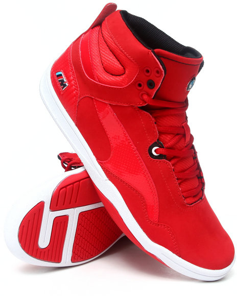 Puma Red Preciso Mid Bmw Sneakers
