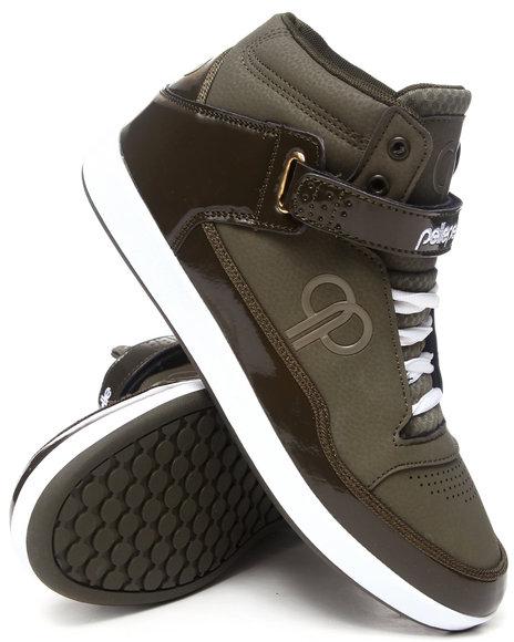 Pelle Pelle Olive Pelle Pointguard Sneaker