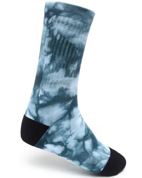 Stance Socks Blue Burnout Socks