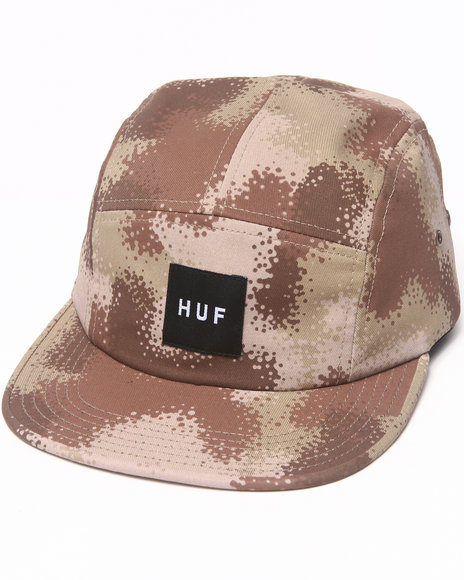 Huf Men Spray Camo Volley 5-Panel Cap Camo