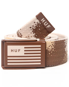 HUF - Spray Camo Belt