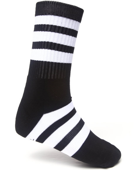 The Skate Shop Black Shift Socks