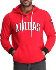 Men - Varsity Pullover Hoodie