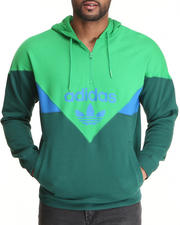 Men - Colorado Half Zip Hoodie