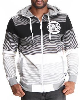 NBA, MLB, NFL Gear - New York Knicks Weaz Full Zip Hoody