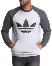 Sweatshirts & Sweaters - Trefoil Raglan Sweatshirt