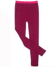 La Galleria - Houndstooth Print Leggings (7-16)