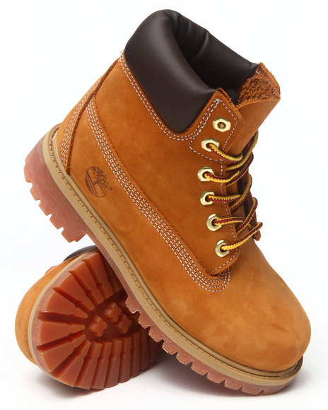 Timberland - Boys Wheat 6-Inch Waterproof Boots