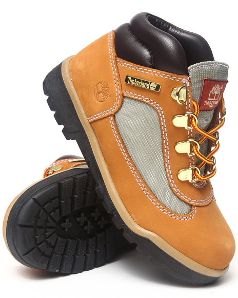 Timberland Boys Wheat Field Boots