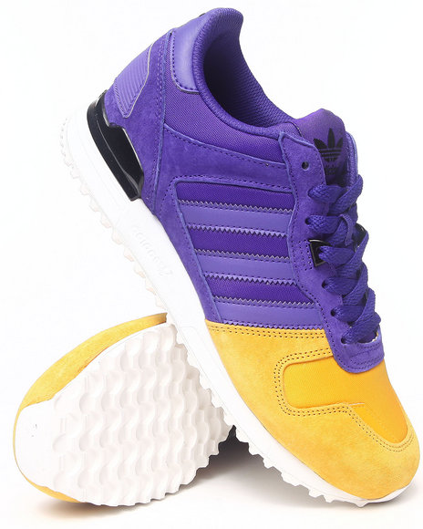 Adidas Purple Zx700 Sneakers
