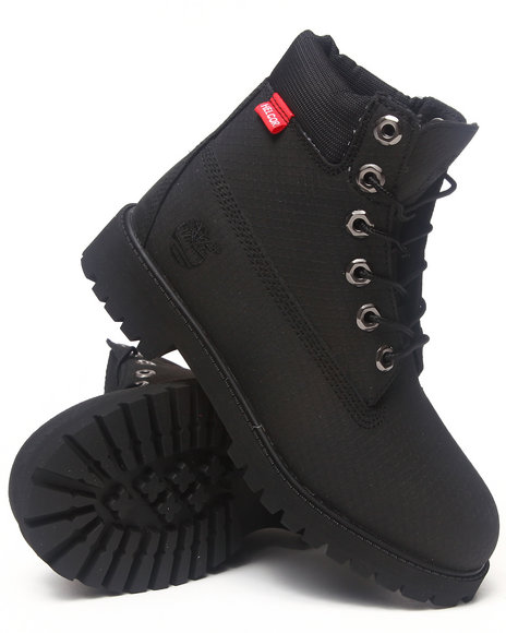 Timberland Boys Black 6