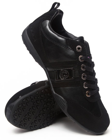Coogi - Men Black Carver Sneaker - $41.99