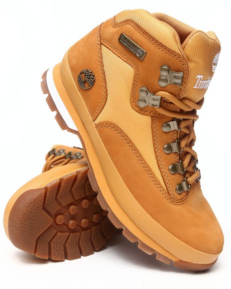Timberland - Men Wheat Earthkeepers Euro Hiker Boots