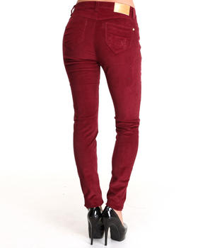 Apple Bottoms - Skinny Corduroy Jean