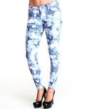 Fashion Lab - Marble Wash Skinny Jean