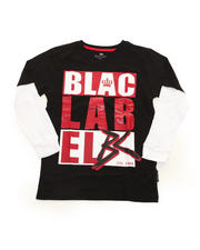 Black Friday Shop - Boys - BLAC LABEL SLIDER (8-20)
