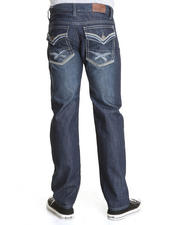 Basic Essentials - Granite Denim Jeans