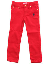 Girls - BHPC COLOR DENIM JEANS (4-6X)