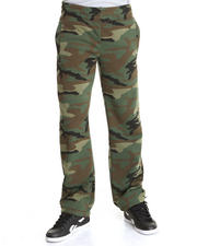 Men - Camo Sweatpants