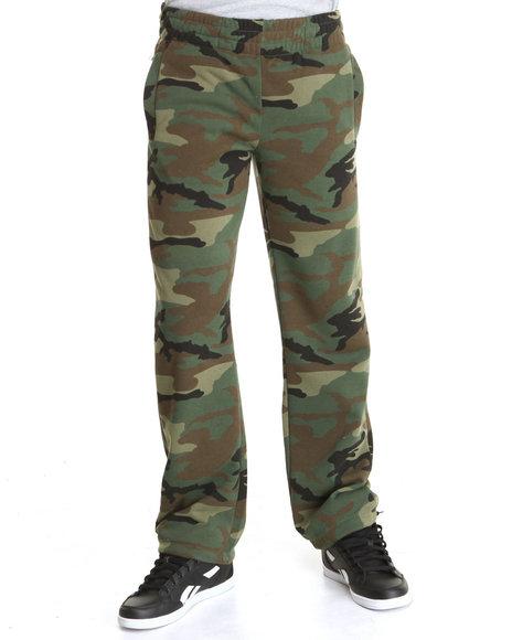 Basic Essentials - Men Camo Camo Sweatpants