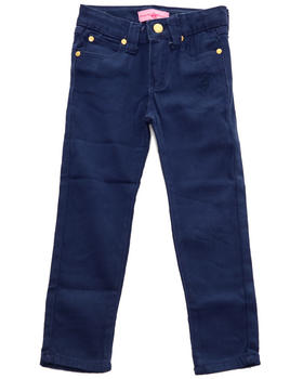 La Galleria - BHPC COLOR DENIM JEANS (4-6X)