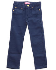 Jeans - BHPC COLOR DENIM JEANS (7-16)