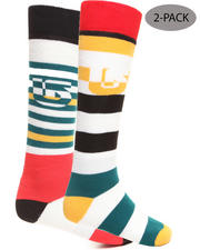 Men - Weekender Two-Pack Socks