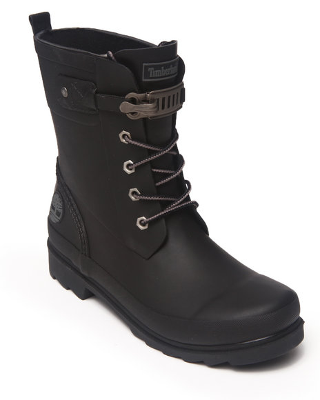 Timberland - Women Black Welfleet Wellington 6
