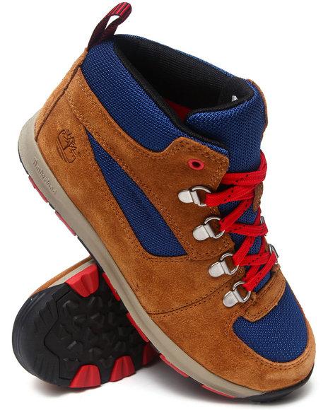 Timberland - Boys Tan Gt Scramble Boots