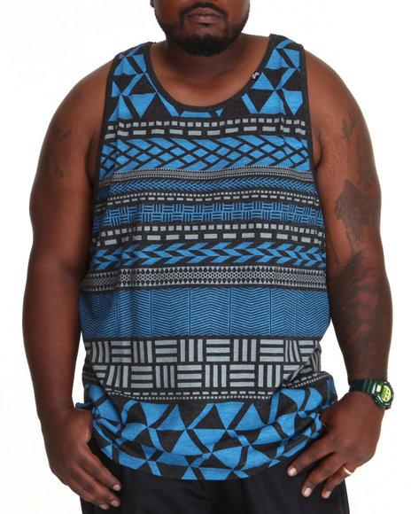 Lrg Men Naturalist Tank Top BampT Black 3XLarge