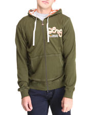 Men - Naturalist Zip-Up Hoodie