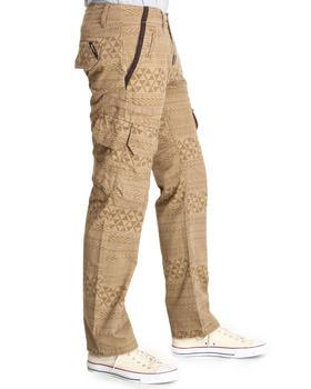 LRG - Naturalist Cargo Cotton Canvas Pants