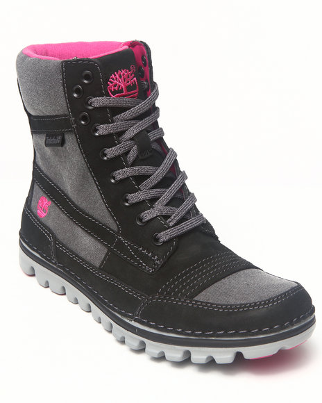 Timberland - Women Black Earthkeepers Brookton 6