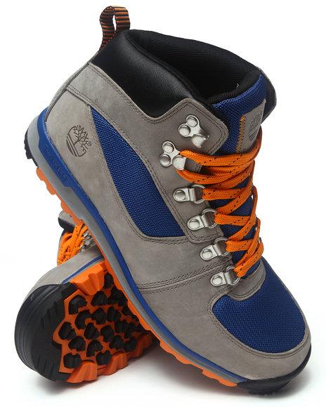 Timberland - Men Grey Gt Scramble Boots